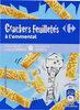 Crackers feuilletés à l'emmental - Produit