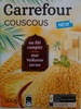 Couscous au blé complet - Produit