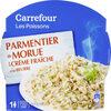 Les Poissons Parmentier de Morue à la Crème Fraîche et au Beurre - Product