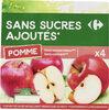 Sans sucres ajoutés * - Product