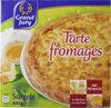 Tarte fromages - Produit