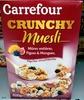Crunchy Muesli croustillant Mûres entières, Figues & Mangues - Product