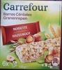 Barritas de cereales Avellanas - Produit