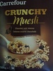 CRUNCHY Muesli Chocolat noir intense - Produit