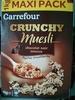 Crunchy Muesli - chocolat noir intense - Product