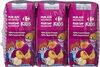 Jus de fruits 100% pur fruit pressé Kids - Product