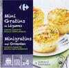 Mini gratins de legumes - Product
