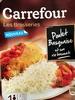 Poulet basquaise et son riz basmati (Les Brasseries) - Product