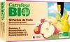 Purées de fruits sans sucres ajoutés - Producto
