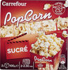 Popcorn sucré - Product