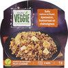 Veggie - Tofu nature et fumé, épeautre, butternut et châtaignes - Produit