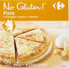 Pizza 4 fromages Sans gluten - Product