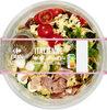 Salade Italienne farfalle, mozzarella, jambon sec, basilic - Produit