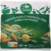 Judias verdes con patatas - Producto