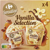 Vanilla selection - Product