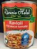 Ravioli à la sauce tomate - Halal - Produit