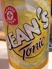 Jean's - Soda à l'arôme naturel tonic - Produit