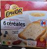 Biscottes aux 6 céréales x 36 - Product