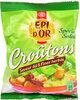 Croutons salade ail et fines herbes - Produit