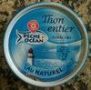 Thon entier albacore au naturel - Prodotto