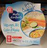 Legumes riz et colin d Alaska 260g 18 36 mois - Producte