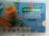 Oeufs gros coques extra frais x6 - Product