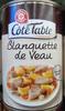 Blanquette de Veau - Product