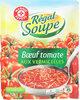 Soupe boeuf tomates vermicelles - Produit