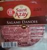 Salami danois pur porc 20 tranches - Product