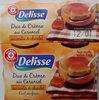 Duo crème caramel lit choco - Prodotto