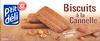 Biscuits à la Cannelle - au sucre candi - Product