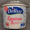 Spécialité laitière épaisse 7% Mat. Gr. - Product