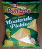 Chips saveur Moutarde Pickles - Product