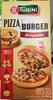 Pizza burger saveur bolognaise x 2 - Produkt