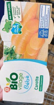 Bol carottes bio 4 mois
