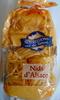 Nids d'Alsace (7 Œufs Frais Par kilo de semoule) - Produit