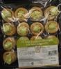16 mini feuilletés escargots à la bourguignonne - Produit