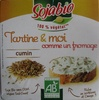 Tartine & moi comme un fromage Cumin Bio (12,9 % MG) - Product