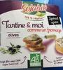 Tartine&moi Soja - Product
