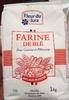 Farine de blé pour cuisine et pâtisserie - Product