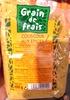 Couscous aux épices - Prodotto