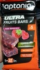 Ultra fruits bars Red berries - Product