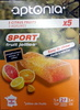Sport fruit jellies - Product