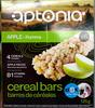 Barres de céréales pomme - Produit