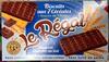 Le Régal Biscuits aux 7 Céréales - Nappés de chocolat au lait - Product