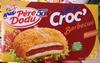 Crousty Croc' Barbecue (x 2) - Prodotto