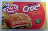 Crousty Croc' Bacon de dinde Cheddar - Prodotto