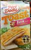 Crousty Toast Bacon de Dinde Poulet & Emmental fondu - Prodotto