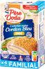 L'authentique escalope cordon bleu de dinde 100% filets - Prodotto