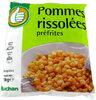 Pouce pommes rissolees - Produit